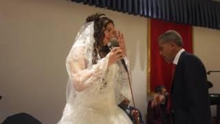 Стихотворение собственного сочинения на свадьбу