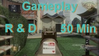 Black Ops 2 - Gameplay En R&D Commenté Fr !