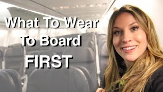 Can You Board FIRST for Wearing Sports Gear in Portland? - Travel Tip