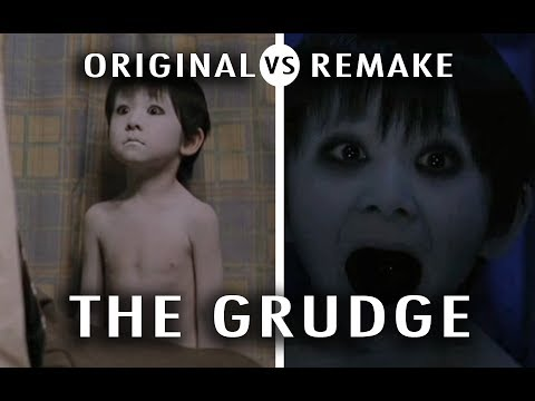 Original vs Remake: The Grudge