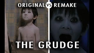 Original vs Remake: The Grudge