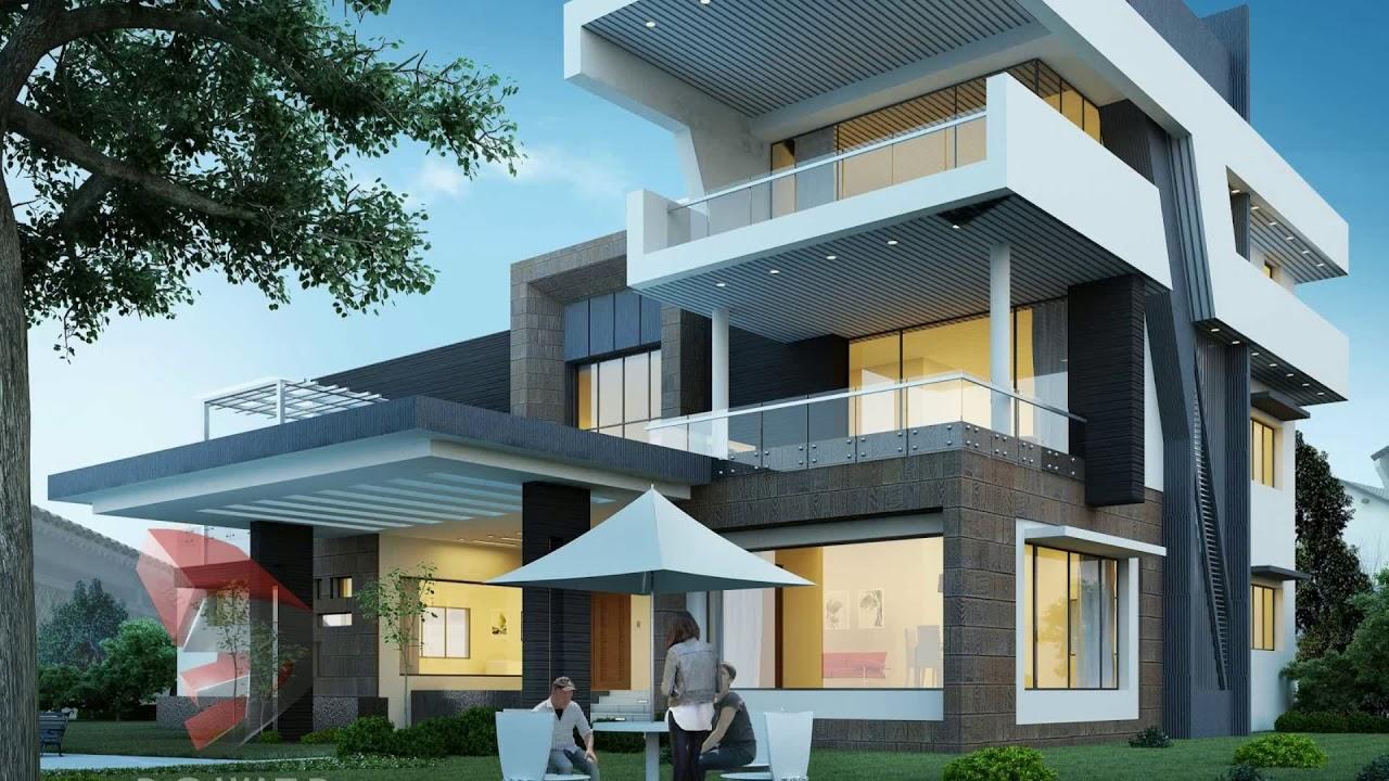 Modern Glass Houses Ideas Simple Glass Home Design