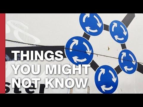 The Magic Roundabout: Swindon's Terrifying Traffic Circle And Emergent Behaviour
