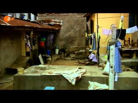 Lagos - Das tägliche Wunder ZDF Dokumentation 2013/14