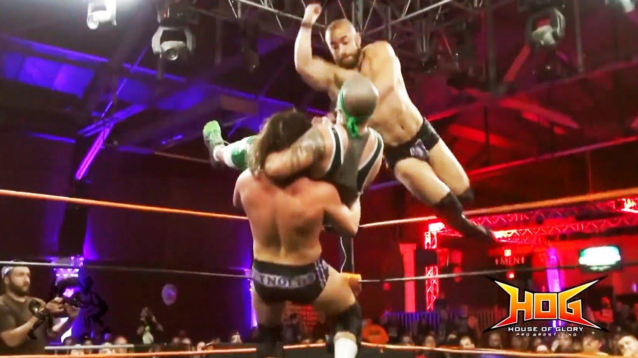 [Free Match] John Silver & Alex Reynolds vs. Santana & Oritz | Beyond Wrestling (AEW Dark Order)