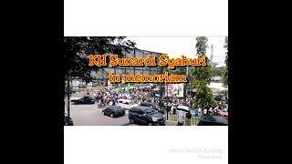 DAHSYAT!!! Pelayat KH Sunardi Syahuri Puluhan Ribu Sepanjang Jalan Longmarc Jogja DIY Berduka