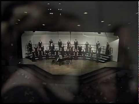 AHS Chamber singers perform Regem Natum