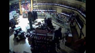 Burglary of Dick's Sporting Goods in NW OKC
