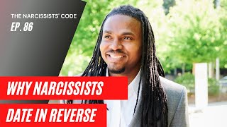 The #Narcissists' Code 86: Dating a #Narcissist is dating in reverse. the good Things happens early