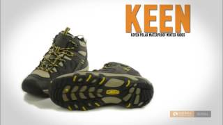 Keen Koven Polar Winter Shoes - Waterproof, Insulated, Leather (For Men)