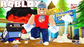 Gaining new POWERS in the Roblox Power Simulator