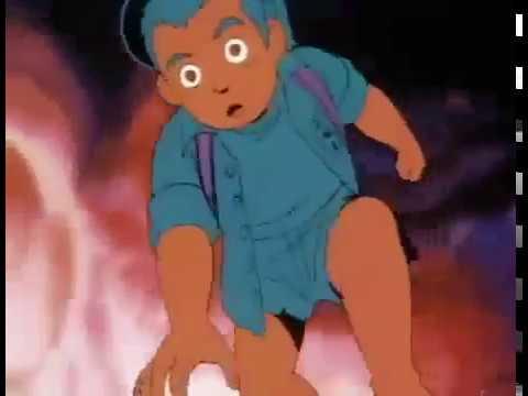 Hadashi no Gen - Release the bomb
