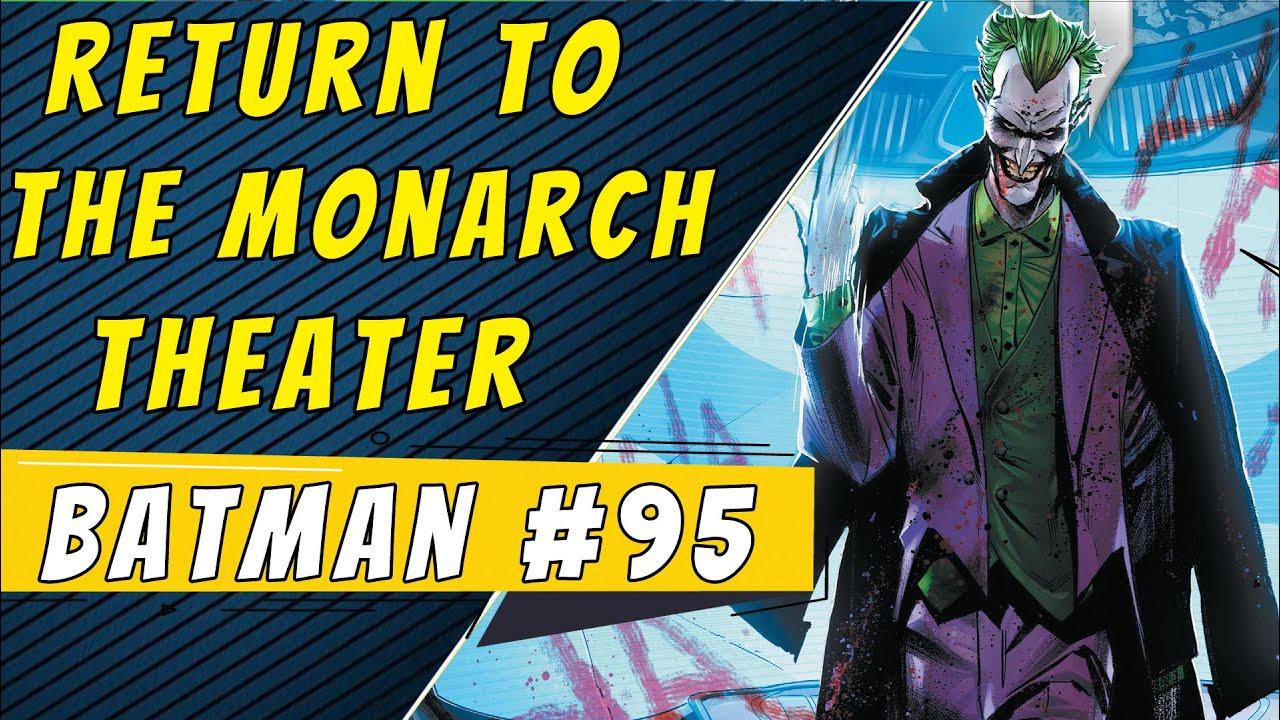 Download Return To The Monarch   Batman #95 (Joker War PART 1)