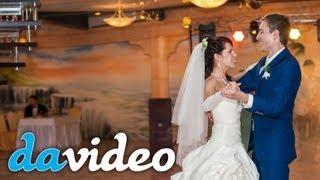 Профессиональная видеосъемка свадьбы в Киеве. Первый танец