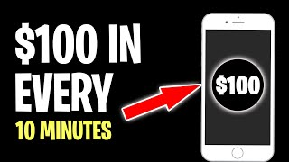 Earn $100 Every 10 Minutes PASTING LINKS (Make Money Online)