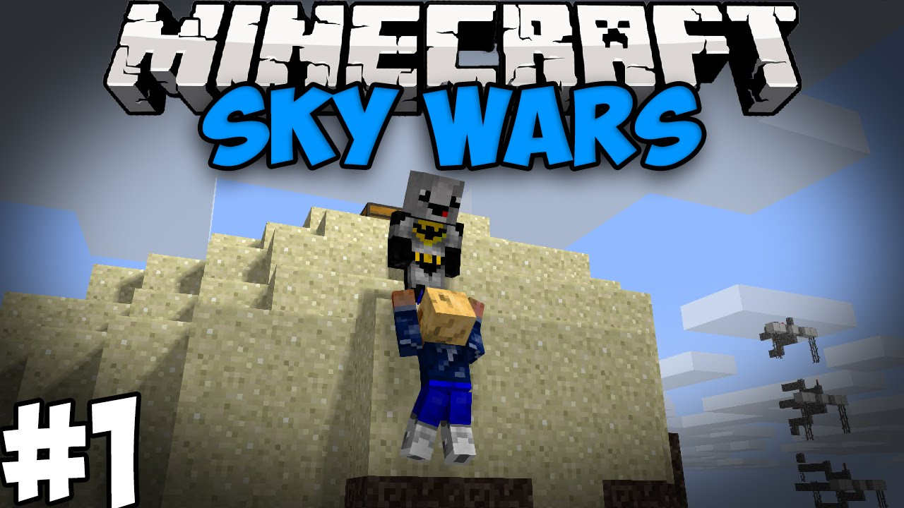SNOWBALLS   Minecraft   Sky Wars   Hypixel Server   #1 ...