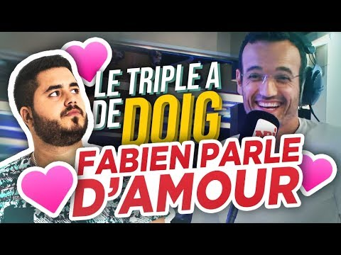 Comment être heureux en Amour : Triple A avec Fabien Olicard