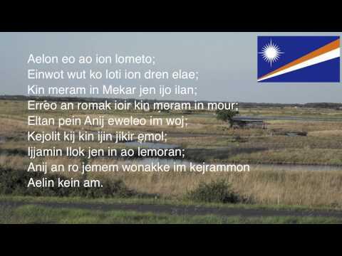 Marshall Islands National Anthem - Forever Marshall Islands