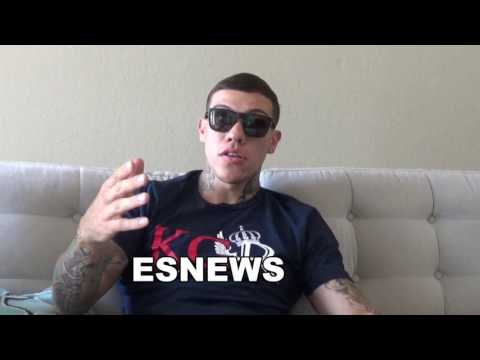 Gabe Rosado on Danny Garcia vs Terence Crawford Beef - EsNews Boxing