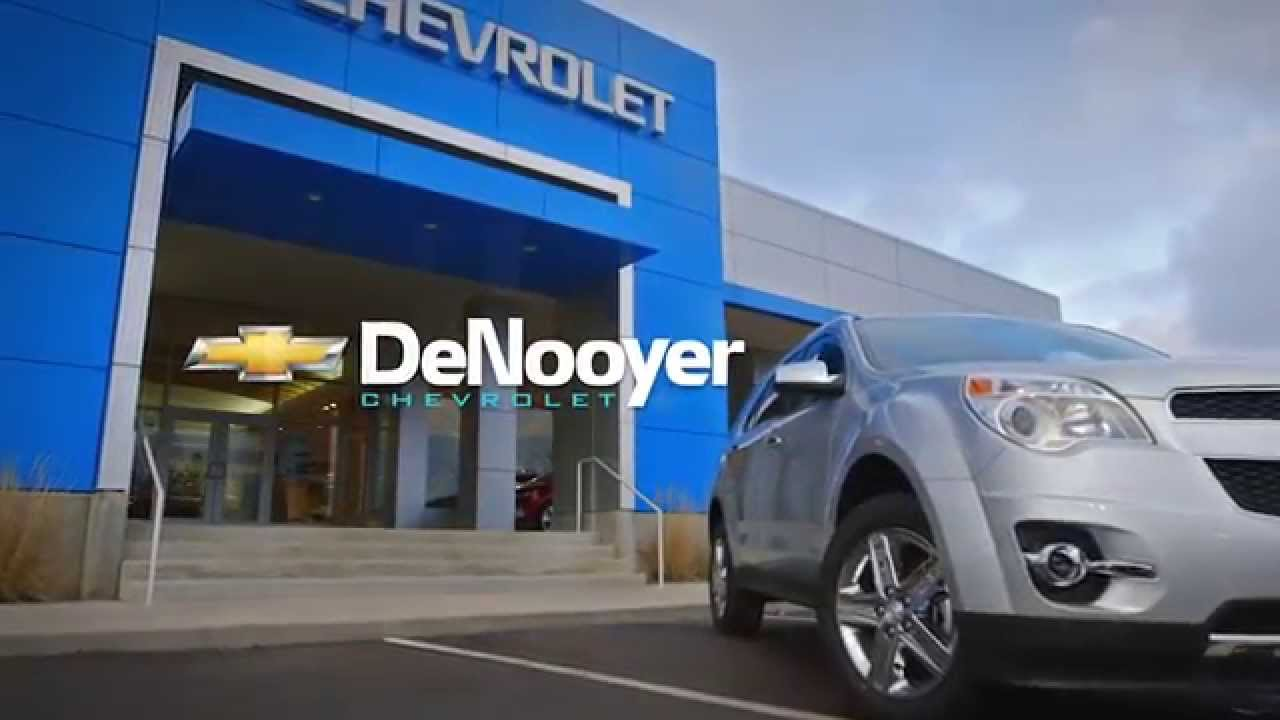 denooyer chevrolet for the miles ahead youtube. Cars Review. Best American Auto & Cars Review