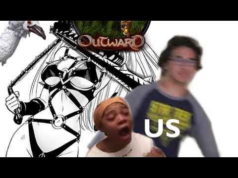You Wont Last A Second In This Game - Outward |