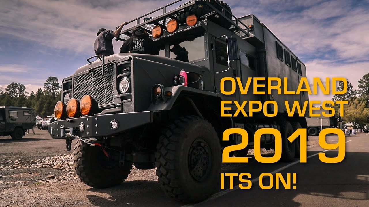 Overland Expo West >> Overland Expo West 2019 It S On Download Video Get