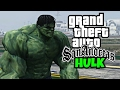 GTA San Andreas Android: Hulk Mod! (With Powers) Funny Moments