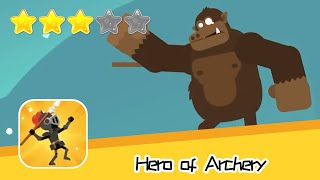 Hero of Archery Walkthrough Idle Game Recommend index three stars
