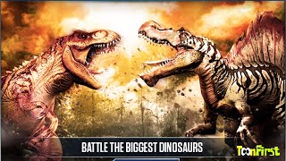 Jurassic World - The Game   Clash Of The TiTans - Weekend Battle Event