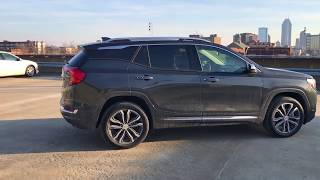 2018 GMC Terrain Denali | Complete Review | with Casey Williams