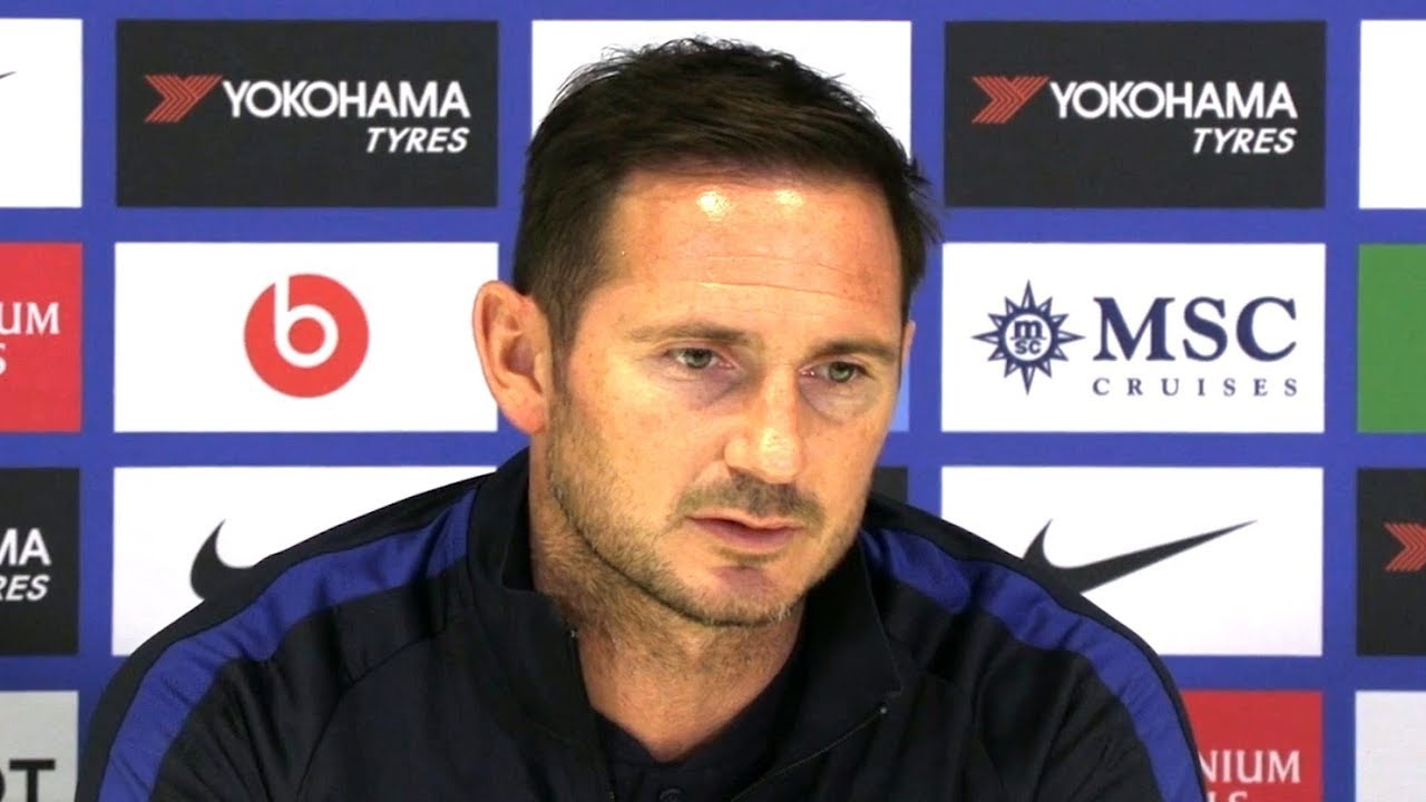Download Chelsea 1-2 Liverpool - Frank Lampard Full Post Match Press Conference - Premier League