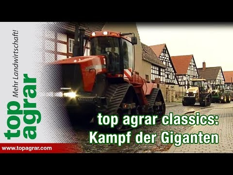 top agrar classics: Kampf der Giganten 2006
