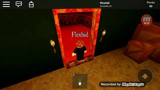 First video- They stole me and took me into the horror elevator- Roblox ITA