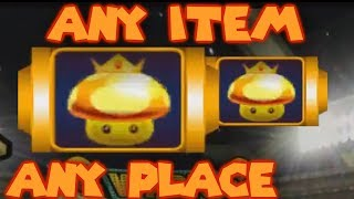 Mario Kart Double Dash Purely Random Items With Ellietendo! Part 1