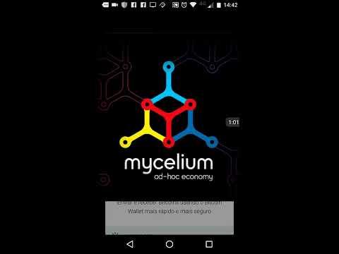 Mycelium Carteira Segura Offline Escolha as Taxas