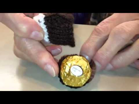 Ferrero Rocher Knitted Cosy Youtube