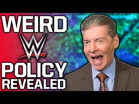 Weird WWE Policy Revealed | Tonight's HUGE Raw Announcement