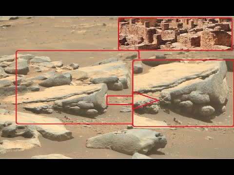 Mars: Perseverance Rover - Capture the remains of an ancient