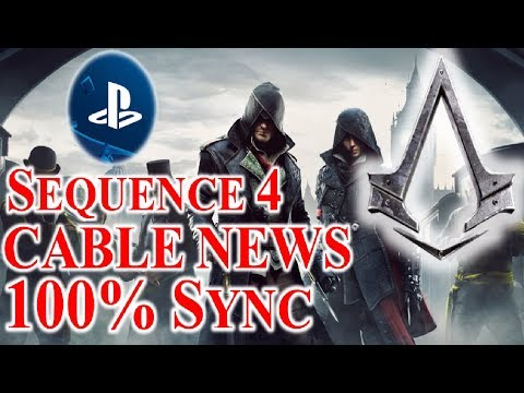 Assassin's Creed: Syndicate – Sequence 4 – Cable News – 100% Sync [1080p]
