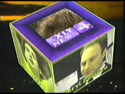1987 KXLY TV News Open