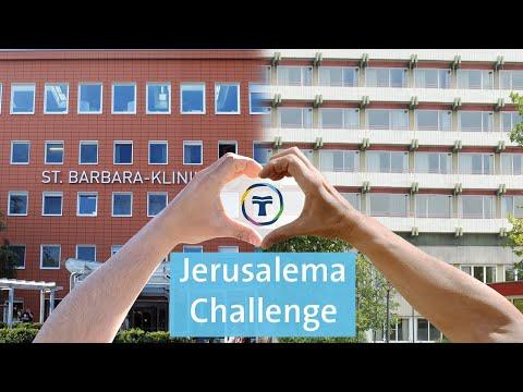 #ZusammenGemeinsamWir - Jerusalema in der St. Barbara-Klinik Hamm GmbH #barbarajosefhamm