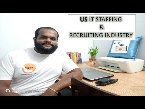 Introduction To US IT Staffing & Technical Recruiting Hindi Urdu Version