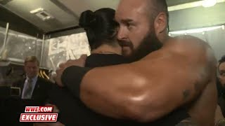 Roman reigns said goodbye to all WWE superstars.