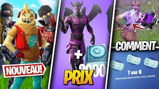 "NEW SKIN PRICE, 5 REFUNDING, PACK ""DARK CUPID"" - More on FORTNITE! (Fortnite News)"