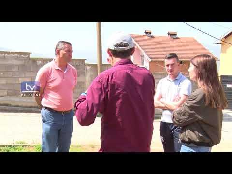"""Ankohen banorët e lagjes së """"UÇK"""" - së në Prizren: Nuk kemi ujë as xhenazet për t'i larë"""