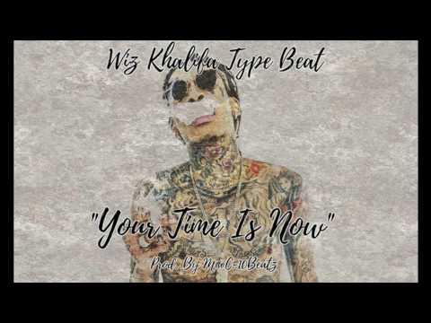 "Wiz Khalifa Type Beat - ""Your Time Is Now"" (Prod. By M@C-10Beatz)"