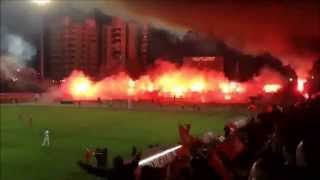 Welcome to Hell Serbia! (ALBANIA vs. serbia | European Championship 2016)