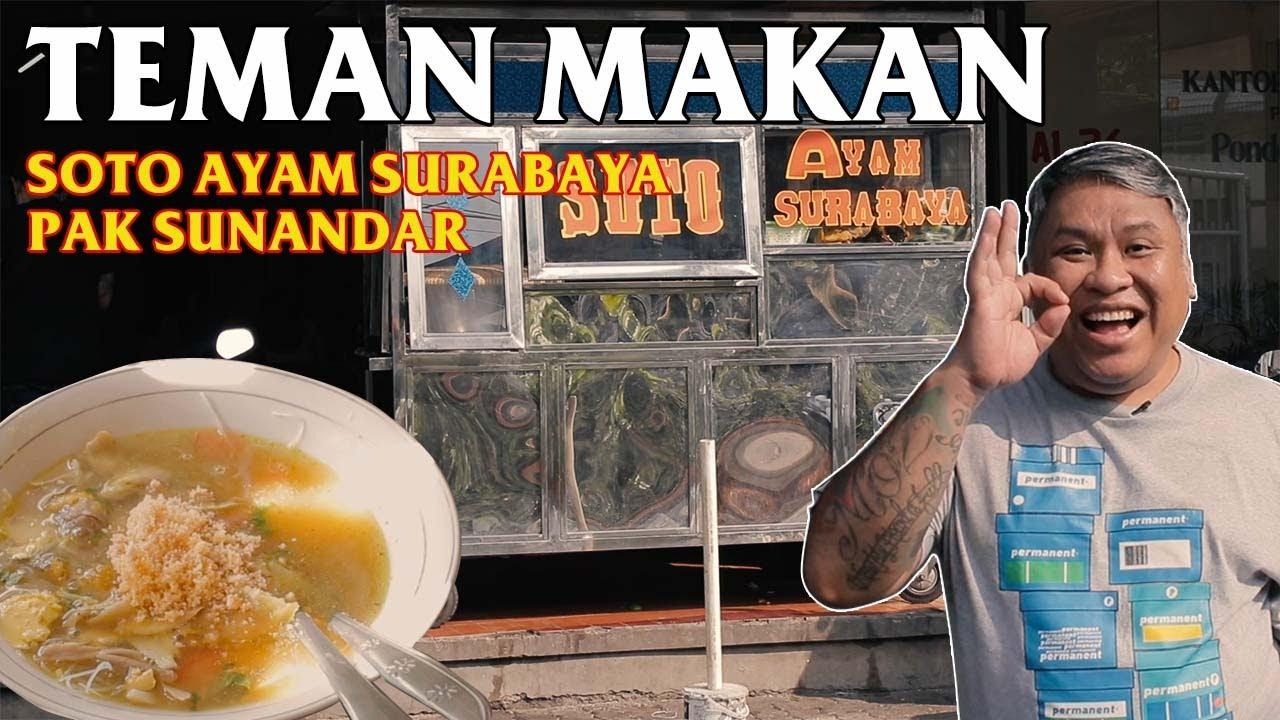 Teman Makan l Soto Surabaya Pak Sunandar Pondok Lestari, Ciledug !!