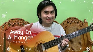 CJ Navato - Away In A Manger (Ivory Music's 12 Days of Christmas - Day 9)
