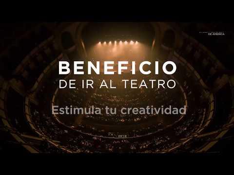 Beneficio de ir al teatro: Estimula tu creatividad